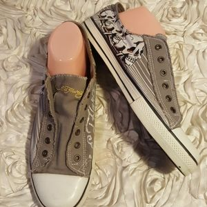 Ed Hardy Mens Sneakers